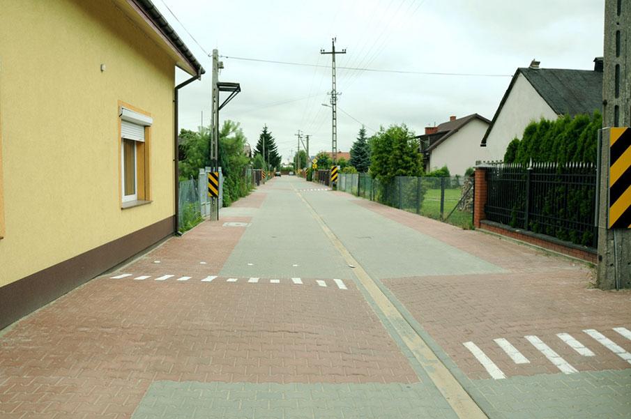 Przebudowa ulic Krótkiej i Strażackiej w Lesznie 6