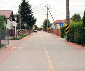 Przebudowa ulic Krótkiej i Strażackiej w Lesznie